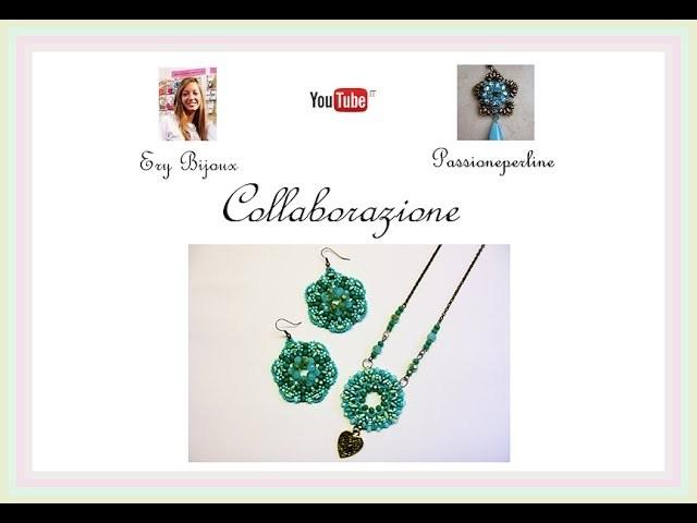 Collaborazione con Passioneperline | 2 Creative 2 Tutorial STESSI Materiali!