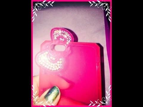 Bricolage ☆ Diy : Cover Hello Kitty (Iphone 6 plus)