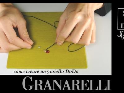 Come si crea un gioiello Dodo - TUTORIAL Gioielleria Granarelli