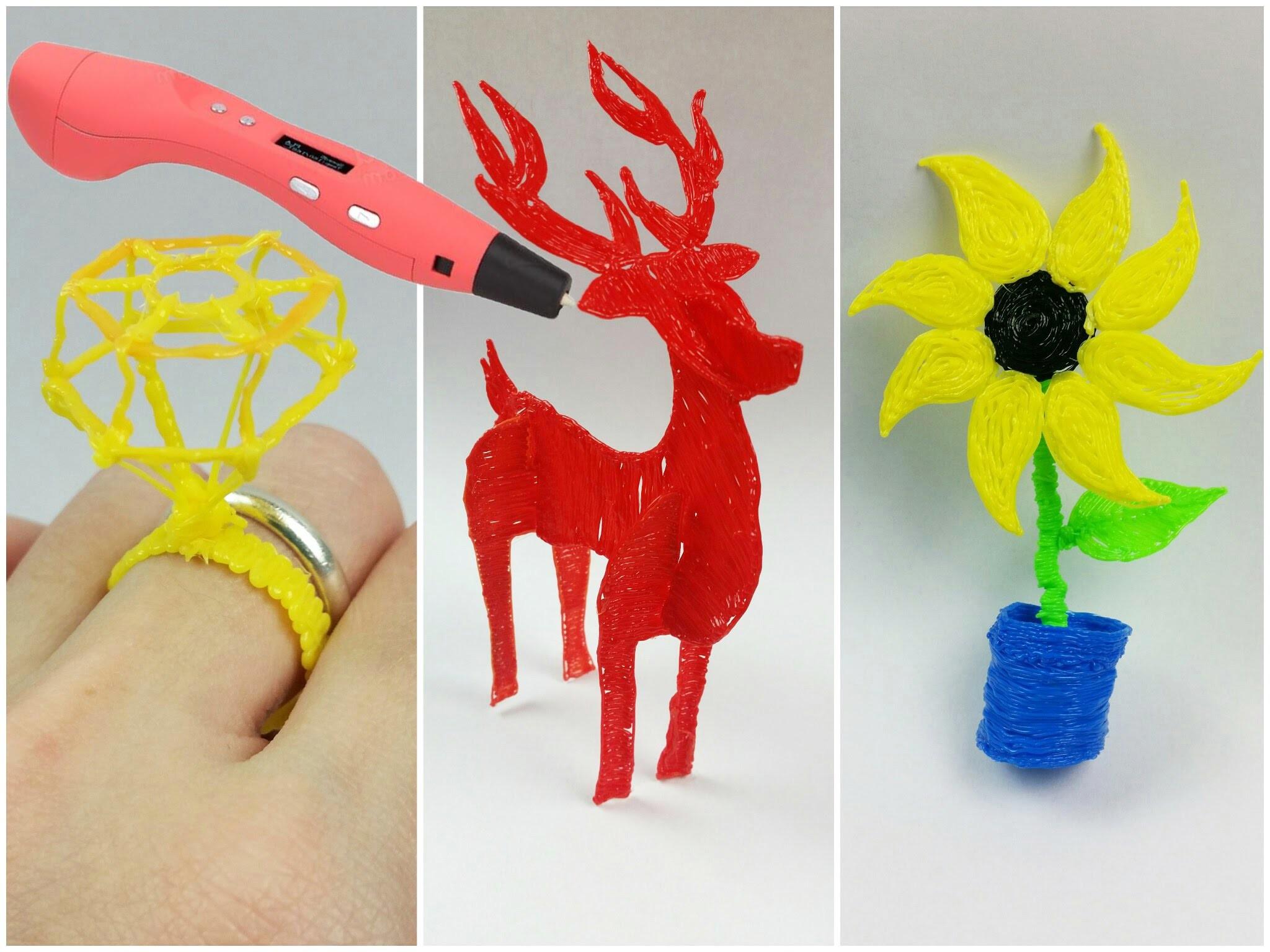 TUTORIAL: funzionamento PENNA 3D + PROVE