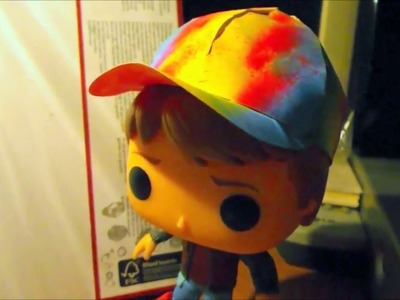 DIY Custom Cap for Funko Pop! Marty McFly 2015