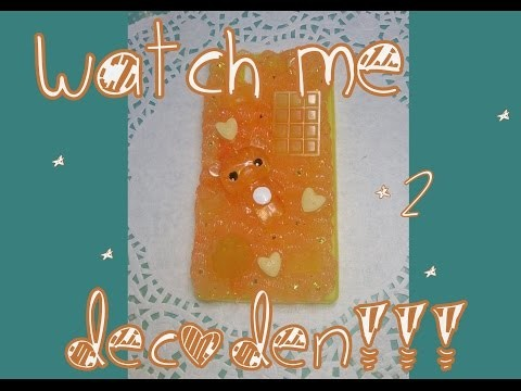 Diy.Tutorial - Watch me decoden #2