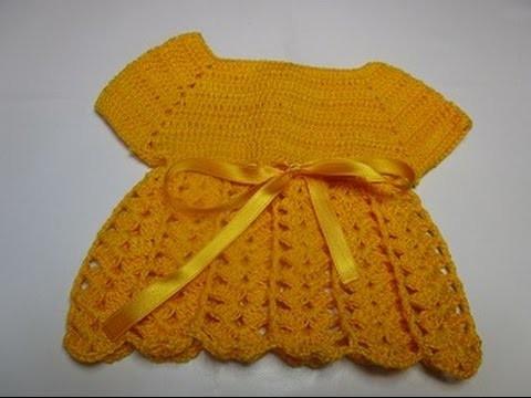 Uncinetto Crochet Mini Cardigan Giacchina Maglia Neonato