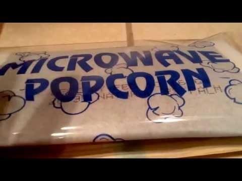 DIY Confetti Popcorn