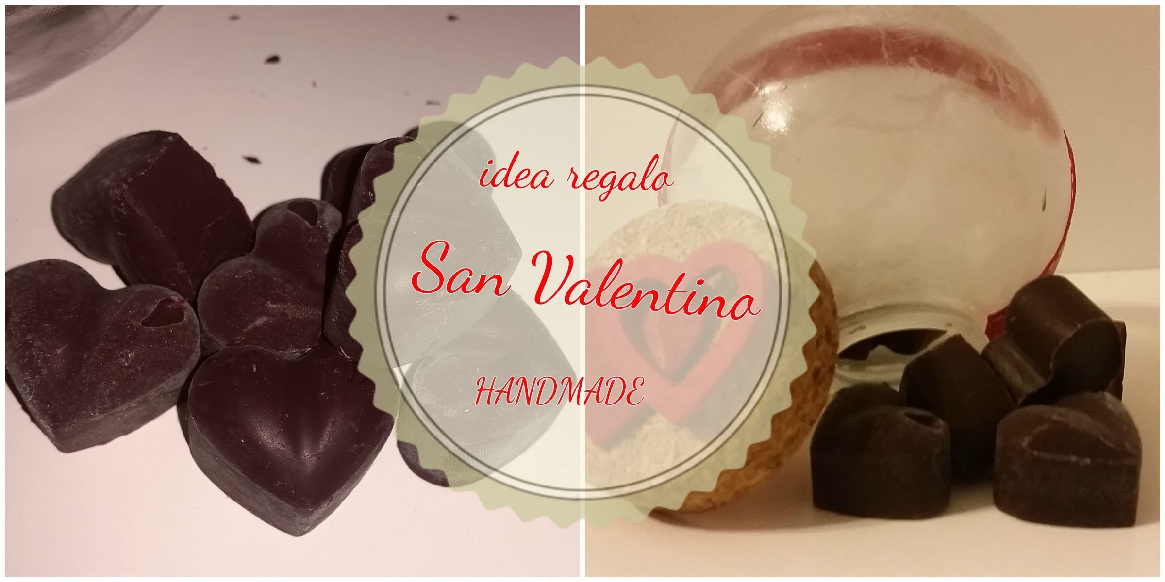 DIY idea regalo San Valentino handmade |FANTYSTEFY
