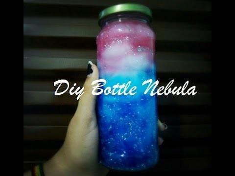 DIY -  Bottle Nebula :3