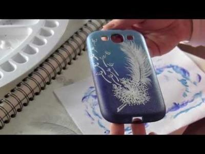 DIY - Come reciclare una vecchia COVER per cellulare