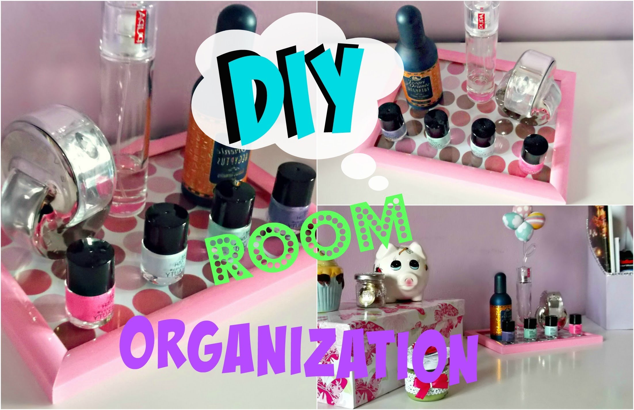 DIY - Room Organization