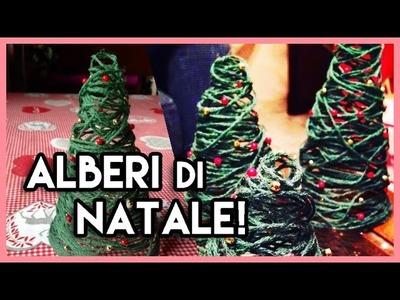 #DIY Natalizio ALBERO di NATALE Centrotavola.Segnaposto