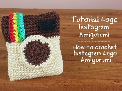 "Logo ""Instagram"" Amigurumi 