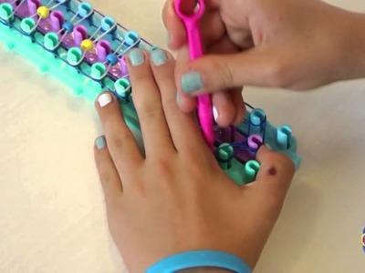 MARINAIO: tutorial braccialetto con perline Elasticolor