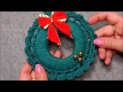 Decorazione di Natale (crochet decoration)