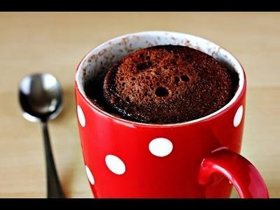 5daysofXMAS diy: mug cake natalizia