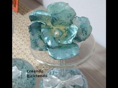 Come creare rose con la cera + MARBLE ART. Roses with wax DIY
