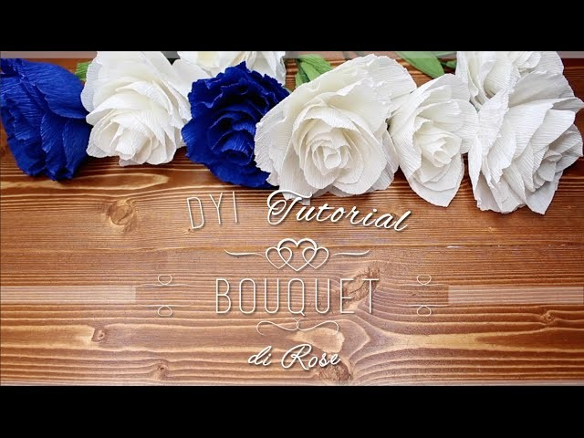 DIY Bouquet di rose - PJM