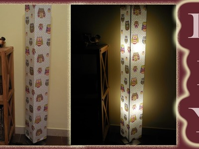 DIY Come modernizzare una lampada - Tutorial
