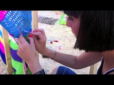 Guerrilla Crochet ExMà 2013