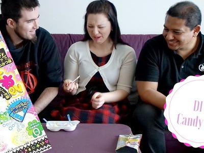 DIY Kracie Candy Kit - Himitsu Neru Neru. BANANOSO!