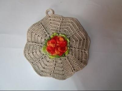 Uncinetto Crochet Presina Stella  Fiore