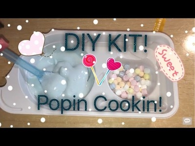 ❀ DIY Kit • SODA NERUNERUNERUNE • Japanese Candy - Tokyo Treat ❀