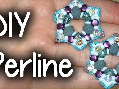 "DIY PERLINE ""Butterfly"". Tutorial per PRINCIPIANTI"