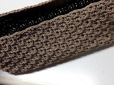 Tutorial Punto Arabescato in circolo - uncinetto   Crochet