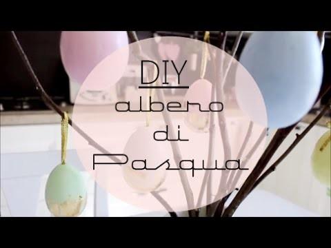 DIY ❤ Albero di Pasqua   ApuntoC