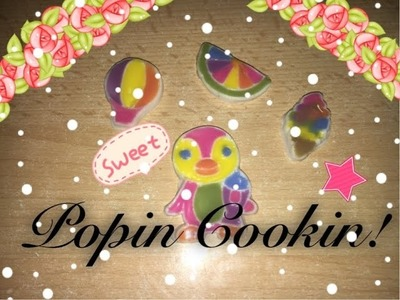 ❀ DIY Candy Kit • OEKAKI KYANLAND CANDY • Japanese Candy - Tokyo Treat ❀