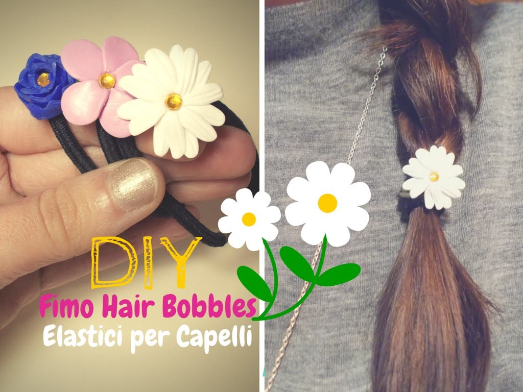 Tutorial: Fiori e Fermagli per Capelli ✿ DIY Hair Accessories | Collab. SsVersion