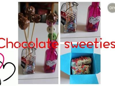 Chocolate sweeties | Recipe