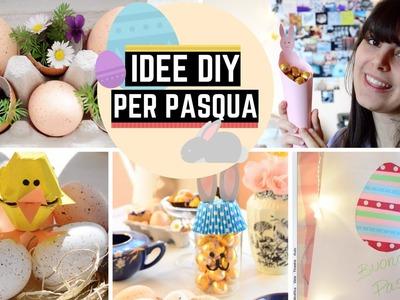 DIY Per Pasqua | Idee regalo e Decorazioni per la casa