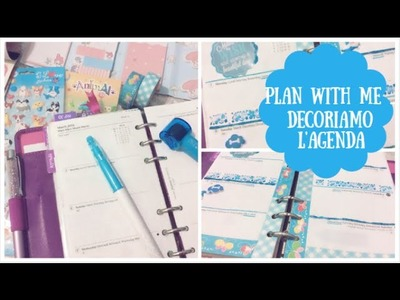 DIY PLAN WITH ME❤ Decoriamo L' Agenda ❤ Marzo.16