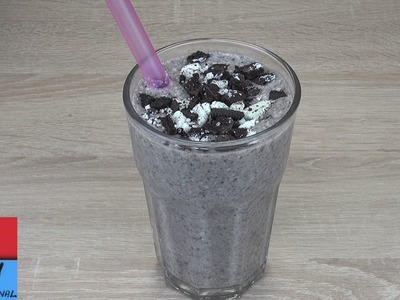 Facile e veloce - Oreo Milkshake con banana in 2 minuti!