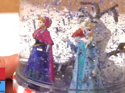 Frozen regina del ghiaccio palla di neve – Idea regalo