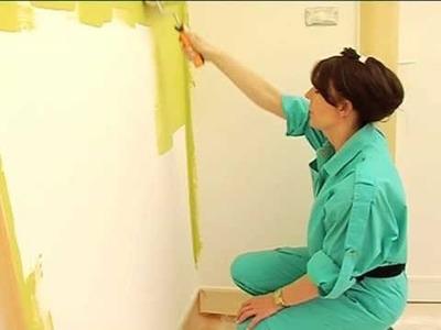 Tinteggiare le pareti di casa - Bricoportale