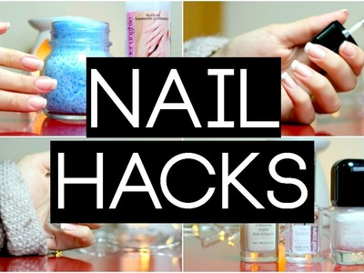 5 trucchi per unghie perfette | PolvereDiTrucco