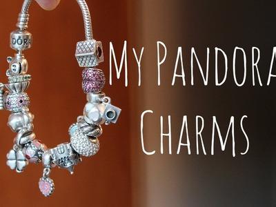 ♡ My pandora charms  ♡