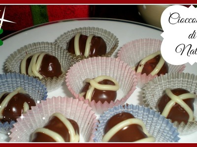 Cioccolatini Natalizi - Xmas Chocolate Praline (eng sub)