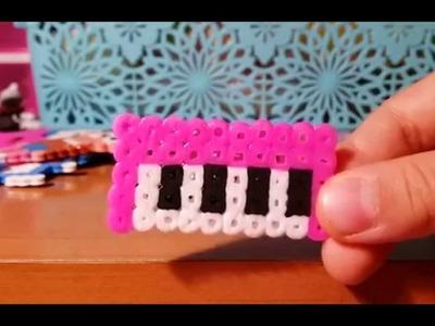 Le mie creazioni in pyssla - hama beads update #1