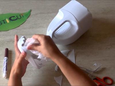 """Riciclo creativo plastica - Tecnica decorativa """" P"""