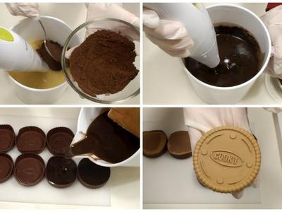 SAPONE AL CIOCCOLATO - DIY Chocolate Soap