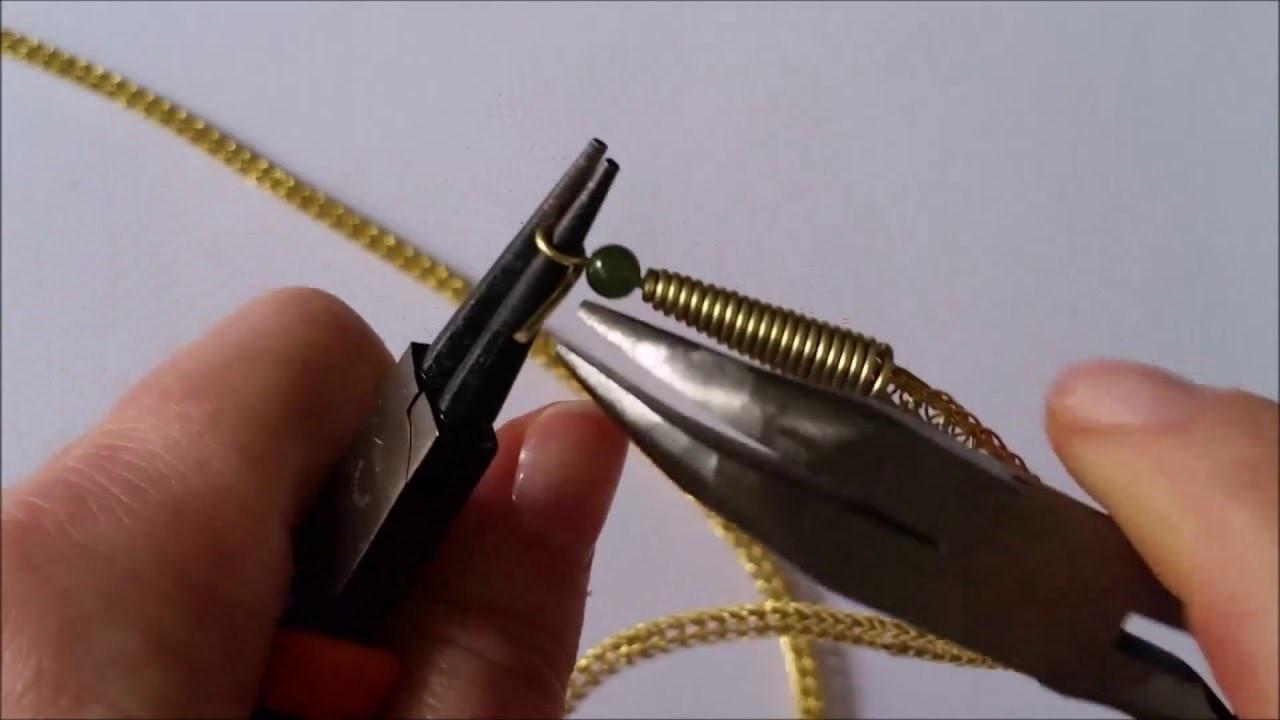 Viking Knitting - Rifinitura