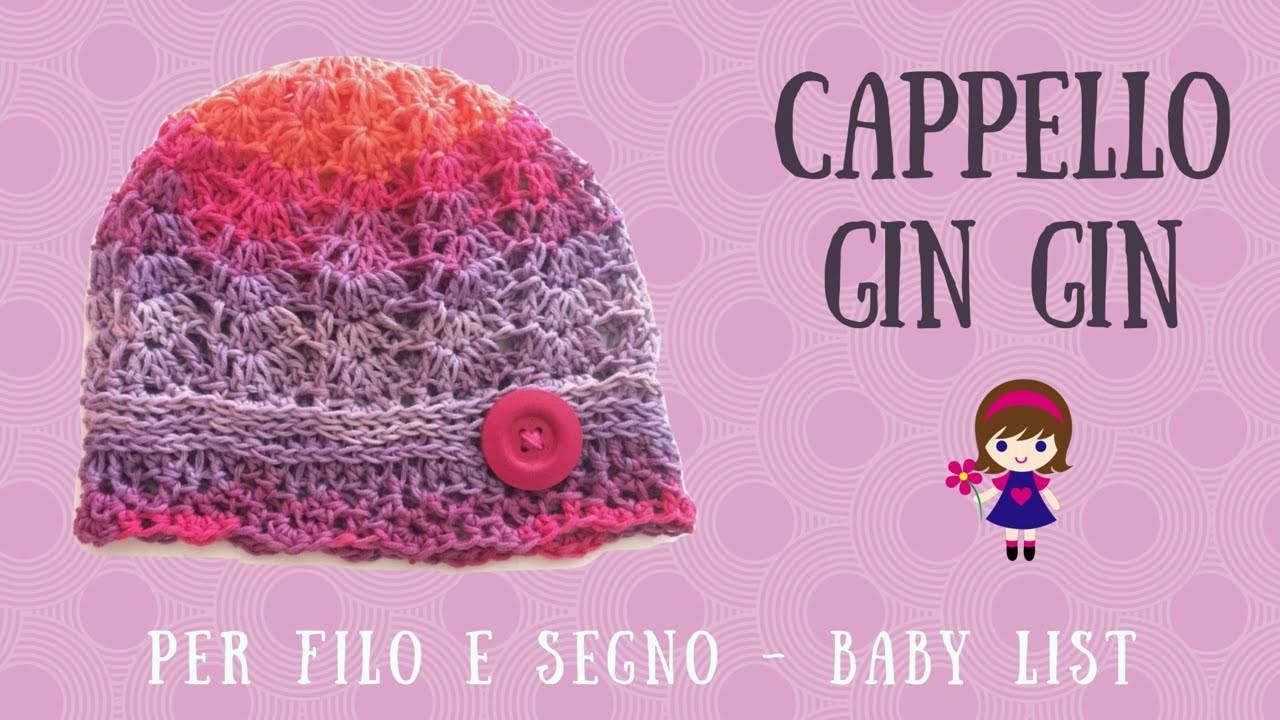 Baby List - Cappello Gin Gin (Taglia 2 anni)