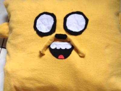 Crea un Bel Cuscino con Jake di Adventure Time - Fai da Te Casa - Guidecentral