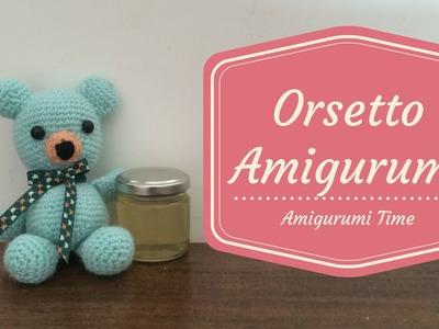Tutorial - Orsetto Amigurumi (prima parte)