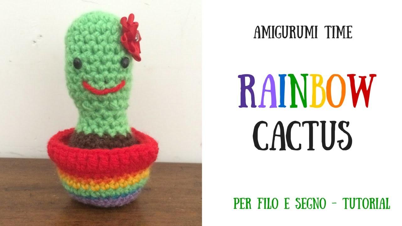 Tutorial - Rainbow Cactus