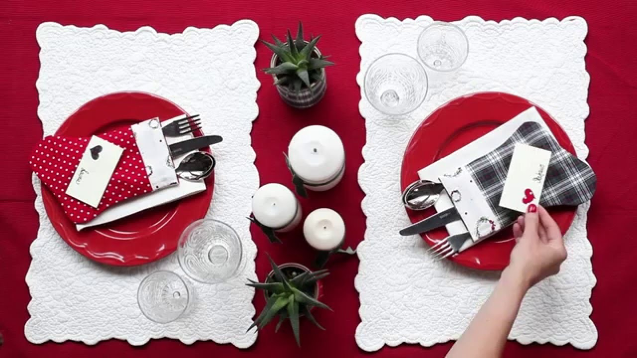 Blanc Mariclò video tutorial - Natale in tavola