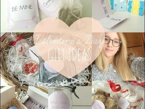 DIY Valentine's Day Gift Ideas -DIY Idee Regalo per San Valentino