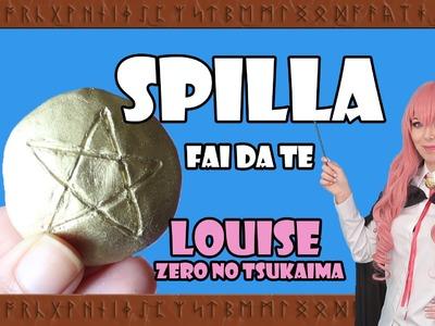 [DIY] SPILLA DI LOUISE ❤ ZERO NO TSUKAIMA ゼロの使い魔  COSPLAY TUTORIAL