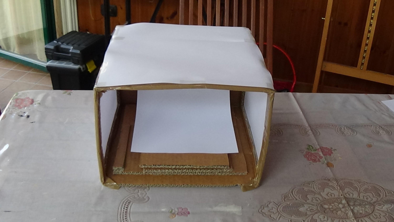 TUTORIAL LIGHT BOX come realizzare una light box in casa